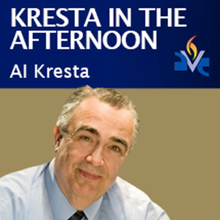 Kresta in the Afternoon